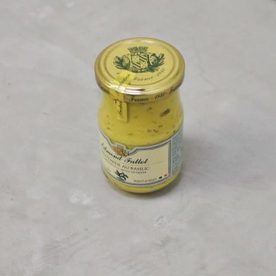 Moutarde Fallot au basilic