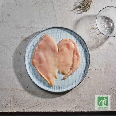 Paillard de poulet Bio x 4