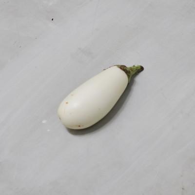 Aubergines blanches origine...