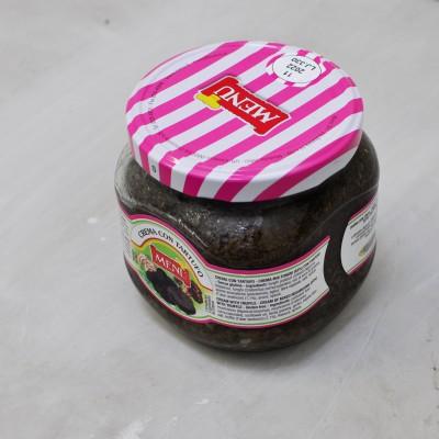 Crème truffée de champignons