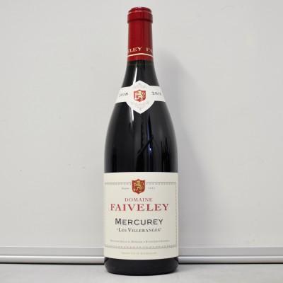 Mercurey domaine Faiveley...
