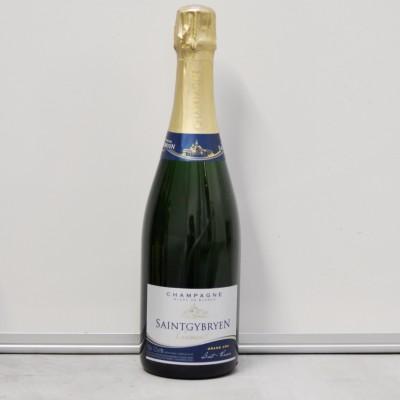 Champagne blanc de blanc...