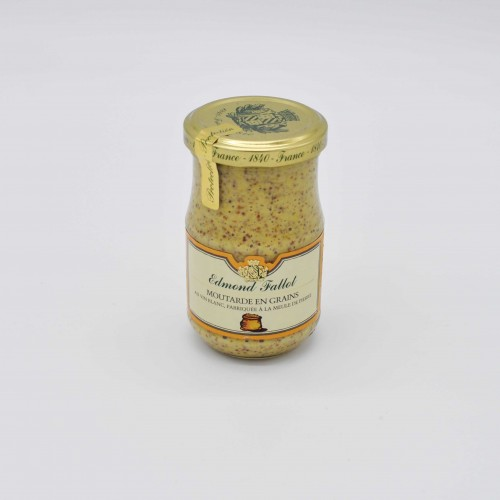 Moutarde en grains Fallot