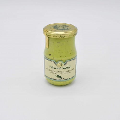 Moutarde verte à l'estragon...