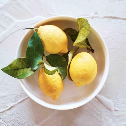 Citrons non traités